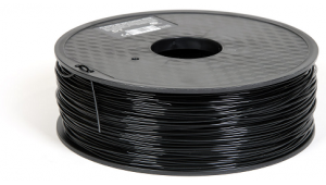Conductive and Flexible 3D printing filament ETPU 95-250 Carbon Black 1.75mm