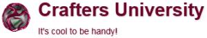 CraftersU logo