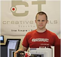 Blogger, speaker, designer, maker, Daniel Noreé does it all!