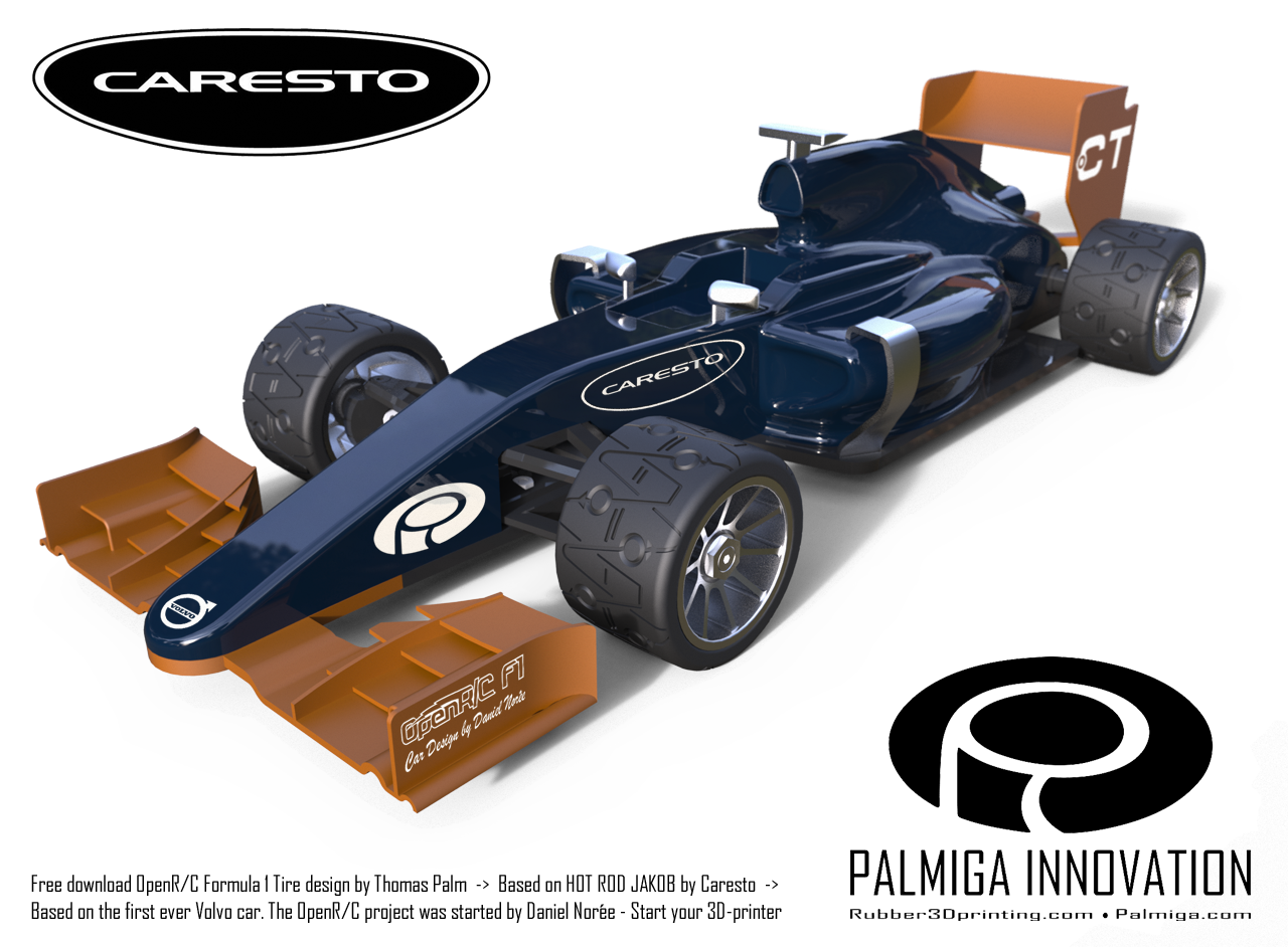 OpenRC F1 Caresto Palmiga-Innovation style tires